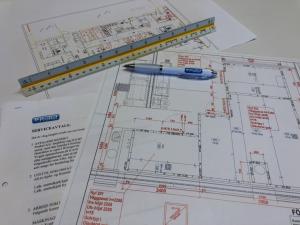 Tegninger for kjøleanleggsløsning